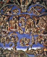Michelangelo,_Giudizio_Universale