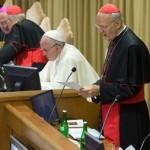 Francesco al Sinodo