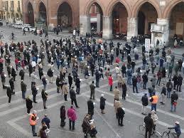 Sentinelle a Siena
