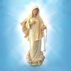 La Madre della Chiesa