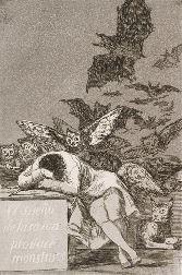 Francisco Goya - Il sonno della ragione produce mostri