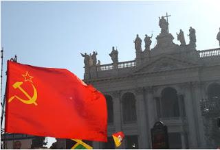 comunismo in chiesa
