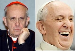 Bergoglio vescovo-papa