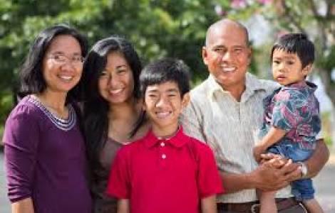 filippine famiglia