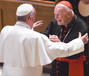 Bergoglio-McCarrick