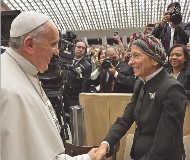 Bergoglio - Bonino